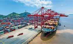 全球航运业持续复苏 造船完工量呈增长势头