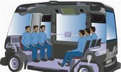全球首列无人驾驶公交车上路运行,无人驾驶汽车量产还远吗?