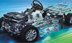 汽车配件产业园项目落户常德,中国汽车零部件产业逐步崛起,全球化进程加速中