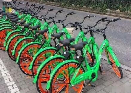 共享单车寒冬:小蓝单车人去楼空 町町单车押金难退用户分一辆单车?