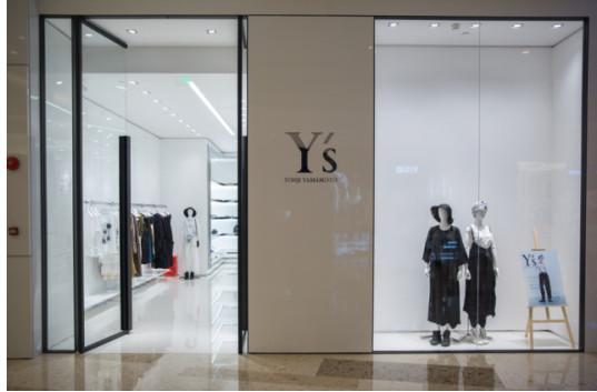 Y's山本耀司武汉天地壹方购物中心店