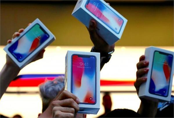X的门店.   在苹果公布第四财季业绩不久之后,悉尼的一家商店就开...图片 31969 600x407