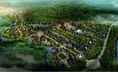 浦江西来古镇禅茶文化旅游项目规划