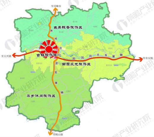 浦江西来古镇禅茶文化度假旅游项目