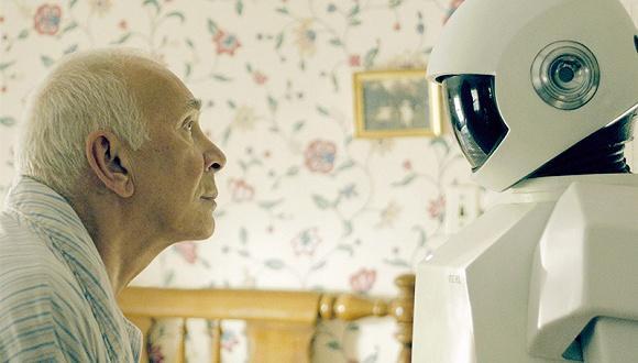 养老机器人