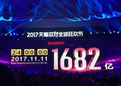 双11全网销售额2539.7亿天猫占66.23% 京东CMO回应阿里嘲讽找个好会计