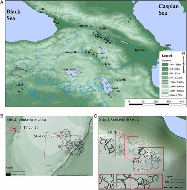 惊人发现:葡萄酒发源于格鲁吉亚 可追溯至8000多年前!