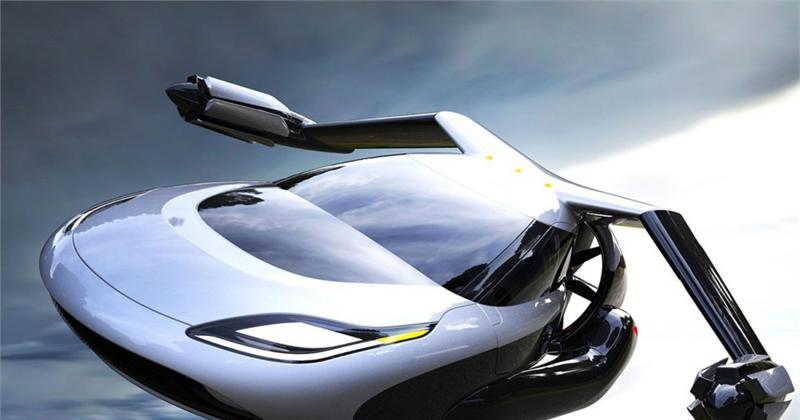 中国吉利将在2019年推出首款飞行汽车