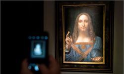 超毕加索!达芬奇画拍4.5亿 验明真身的《救世主》成史上最贵艺术品