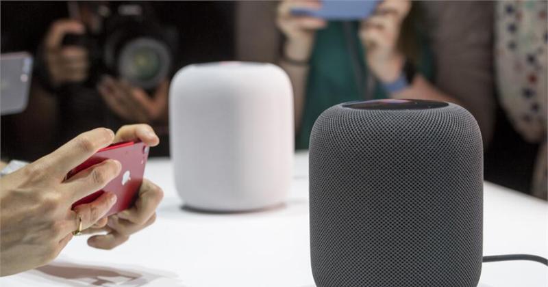 苹果新品又跳票这次是智能音箱HomePod