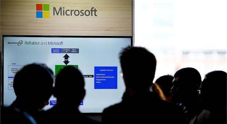 微软:AI发展还是太慢 人工智能不会取代人类