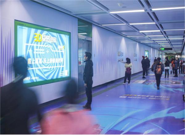 不如跳舞,搭地铁都不如跳舞