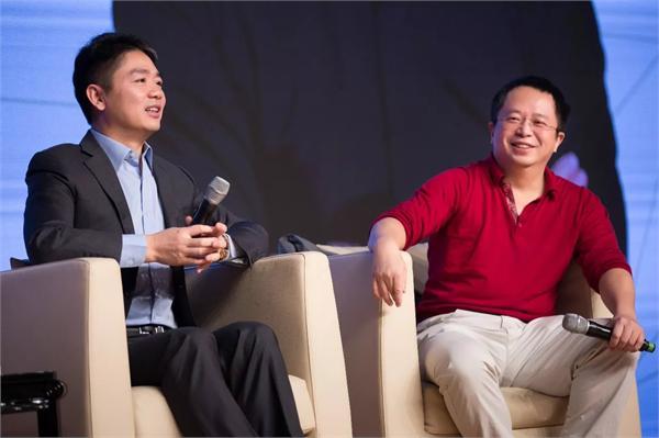 周鸿祎对话刘强东:抓住机遇,不仅仅凭直觉