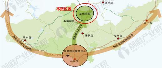 五指山红色文化主题公园文化旅游项目案例