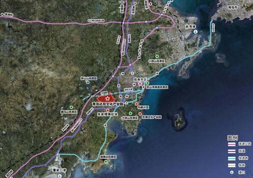 青岛达尼艺术文化创意产业园文化旅游项目案例