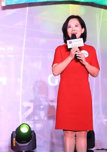 ECCO大中华区总经理董江白女士邀请厦门消费者共度质感圣诞