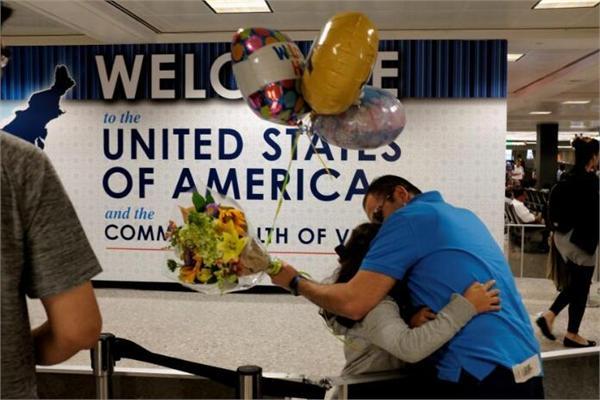 美国旅行禁令通过