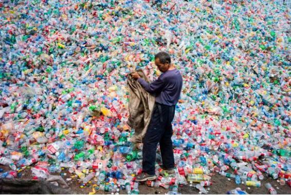塑料危机席卷全球