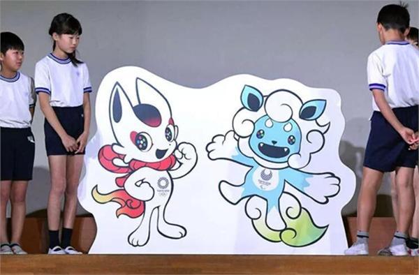 东京吉祥物候选