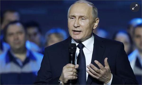 普京将竞选俄总统