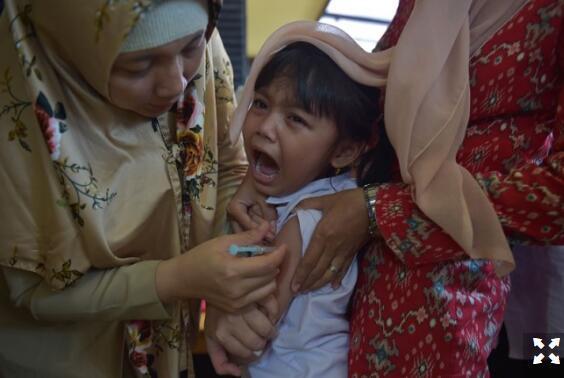 印尼出现白喉疫情