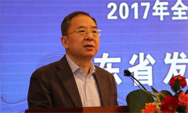 广东省发展和改革委员会主任何宁卡致辞