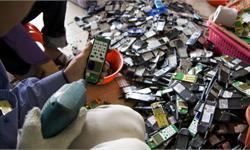 央视调查旧手机 可提炼黄金纯度远高于矿石 网友:感觉错失几个亿