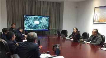 前瞻产业研究院专家就田园综合体项目考察探讨