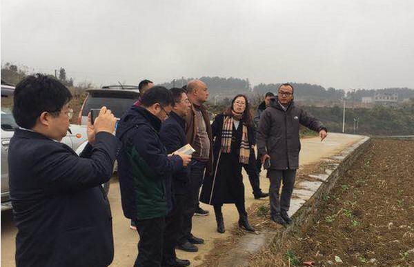 前瞻产业研究院专家与航天十院领导就田园综合体项目探讨