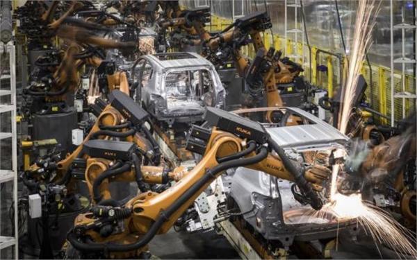 美的旗下库卡梦想生产的机器人成为中国市场第一