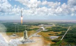 """SpaceX""""猎鹰9号""""升空完成2017年最后一射,中国火箭发射商业市场前景可期?"""