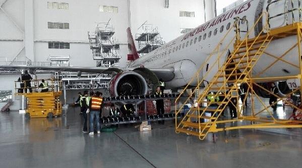 航空维修行业