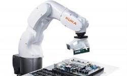 国产<em>机器人</em>吹起冲锋号 2020年国产<em>工业</em><em>机器人</em>产量达10万台
