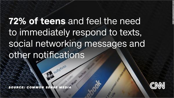 美国青少年沉迷苹果iPhone 解决成瘾问题只需添加家长控制功能?