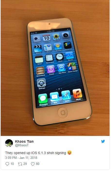 良心发现?苹果开放降级通道 仅20分钟就关闭网友直呼套路深!