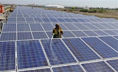 印度拟对中国进口太阳能光伏组件征高额关税