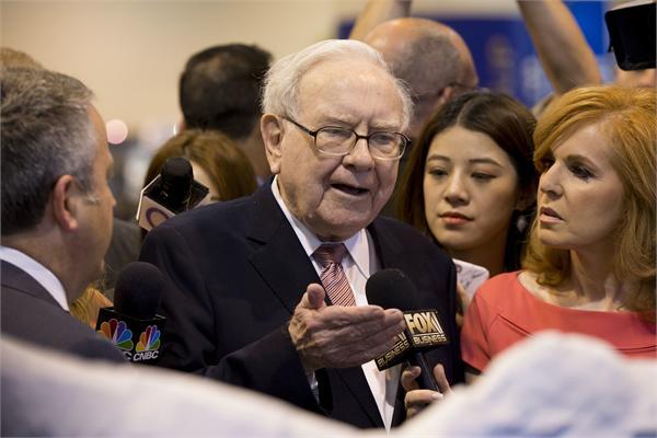 巴菲特:加密货币的狂热不会有好结局 永远不会投资