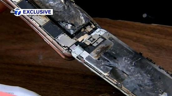 NYC man says iPhone 6 exploded in his hands
