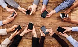 2017年手机销量曝光 中国手机市场洗牌加剧