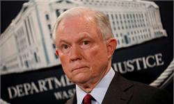 """关键进展!美司法部长被约谈 疑涉""""通俄门""""首位特朗普内阁官员被问询数小时"""
