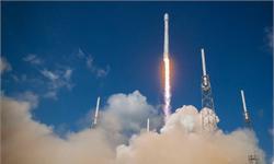 """第二枚!<em>SpaceX</em>成功发射猎鹰9号 本想让其""""葬身""""太空却意外安全着陆"""