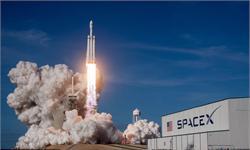 全球瞩目!<em>SpaceX</em>猎鹰重型火箭发射成功 马斯克太空逐梦又完成一大使命