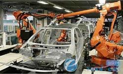 """汽车行业进入""""微增长""""新常态 工业机器人应用风采不减"""