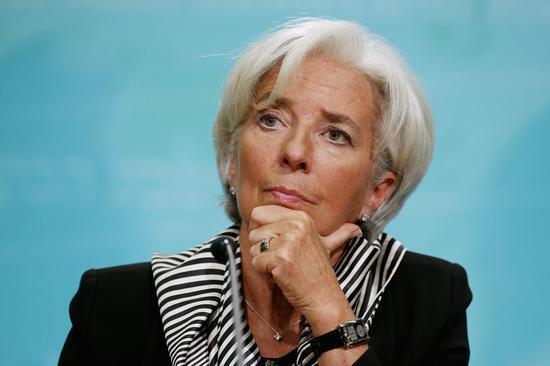 IMF总裁拉加德