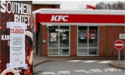 闹鸡荒!肯德基在英关闭600家门店 恢复正常运营时间未知