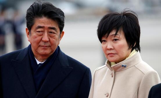 日民众围首相官邸