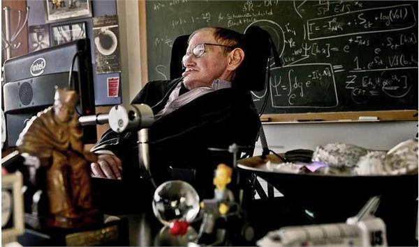 物理学家霍金去世