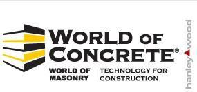 2019美国拉斯维加斯混凝土暨国际建筑机械展World of concrete