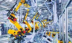 全球智能制造发展现状及前景预测,<em>工业</em><em>机器人</em>引领行业发展