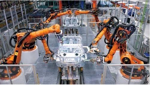 工业机器人行业